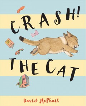 Crash! the cat cover image