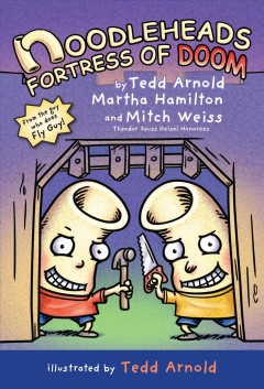 Noodleheads. Fortress of Doom cover image
