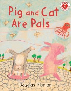 Pig and cat are pals cover image