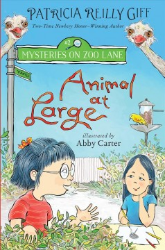 Animal at large cover image