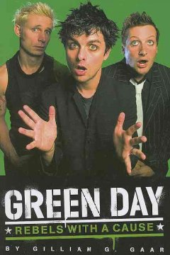 Green Day : rebels with a cause cover image