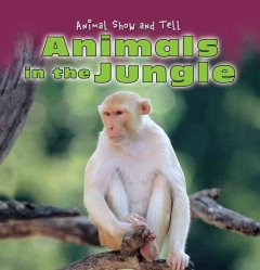 Animals in the jungle cover image
