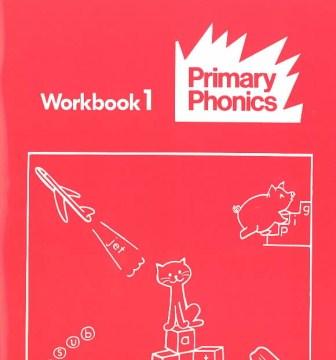 Primary phonics. Workbook 1 cover image