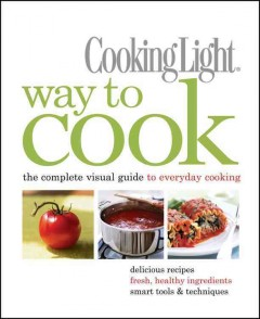 Cooking light way to cook cover image