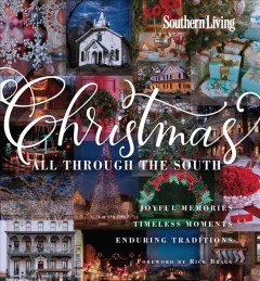 Christmas all through the South cover image