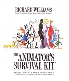 The animator's survival kit cover image