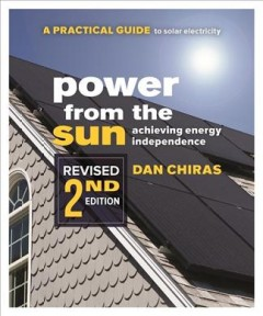 Power from the sun : a practical guide to solar electricity cover image