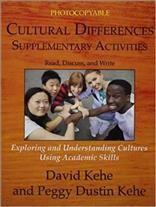 Cultural differences. Supplementary activities for exploring and understanding cultures using academic skills cover image