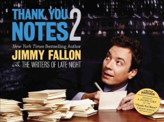 Thank you notes 2 cover image