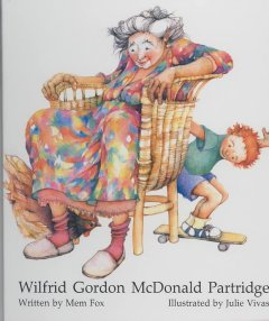 Wilfrid Gordon McDonald Partridge cover image