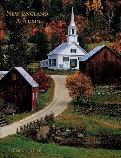 A New England autumn : a sentimental journey cover image