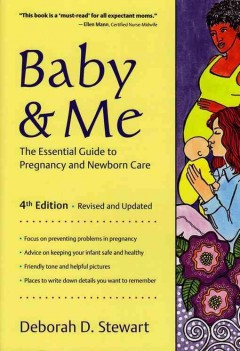 Baby & me : guide to pregnancy and newborn care cover image
