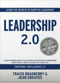 Leadership 2.0 cover image