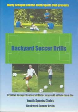 Backyard soccer drills cover image