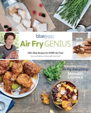 Air fry genius cover image