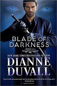 Blade of darkness cover image