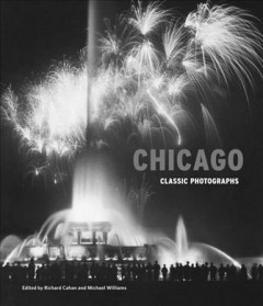 Chicago : classic photographs cover image