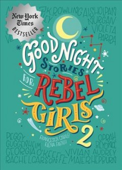 Good night stories for rebel girls. 2 cover image