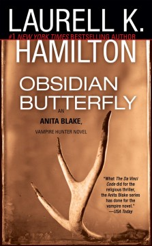 Obsidian butterfly cover image