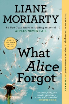 What Alice forgot cover image