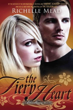 The fiery heartl cover image