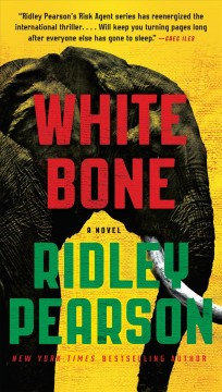 White bone cover image