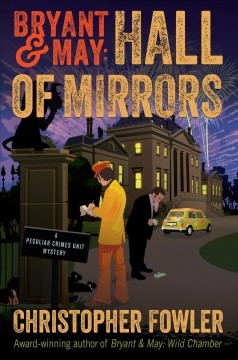 Bryant & May : hall of mirrors cover image