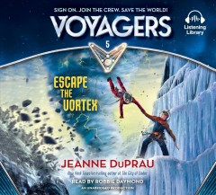 Escape the vortex cover image