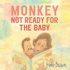 Monkey : not ready for the baby cover image