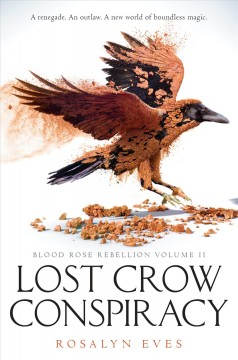 Lost crow conspiracy cover image