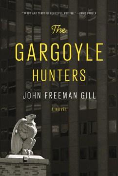 The gargoyle hunters cover image