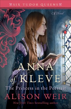 Anna of Kleve, the princess in the portrait cover image