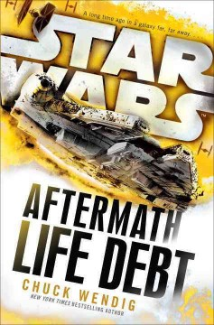 Star wars : aftermath : life debt cover image
