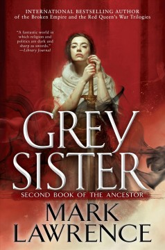 Grey sister cover image