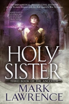 Holy sister cover image