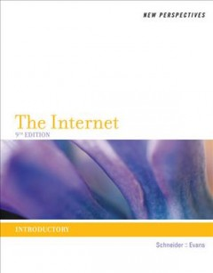 New perspectives on the Internet : introductory cover image