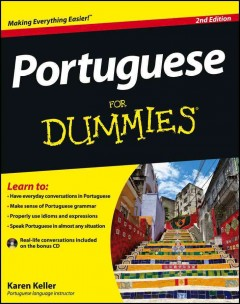 Portuguese for dummies cover image