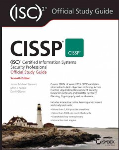 CISSP : Certified Information Systems Security Professional study guide cover image