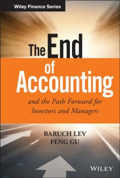 The end of accounting and the path forward for investors and managers cover image