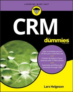 CRM for dummies cover image