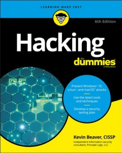 Hacking for dummies cover image