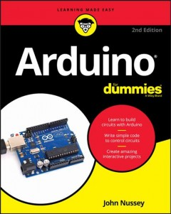 Arduino for dummies cover image