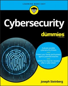 Cybersecurity for dummies cover image