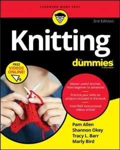 Knitting cover image