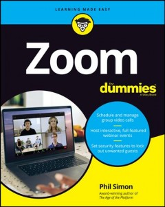 Zoom for dummies cover image