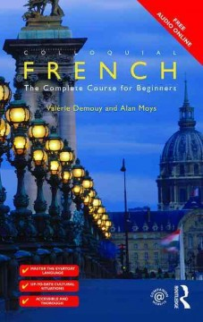 Colloquial French : the complete course for beginners cover image