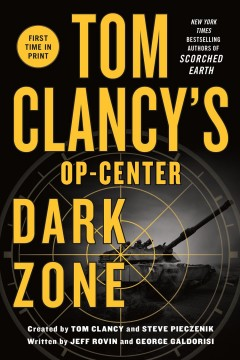 Tom Clancy's Op-Center. Dark zone cover image