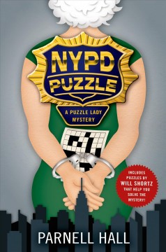 NYPD puzzle : a Puzzle Lady mystery cover image