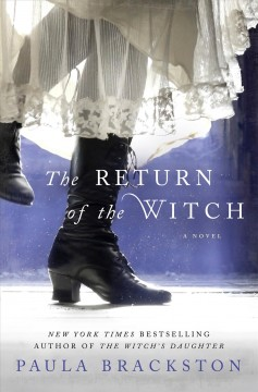 The return of the witch cover image
