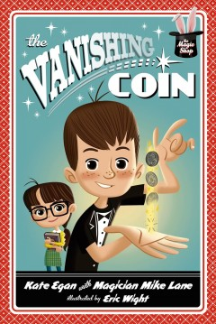 The vanishing coin cover image